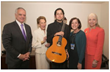 Calvary Hospital Hosts Reception for New Music Program