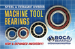 Machine Tool Bearings
