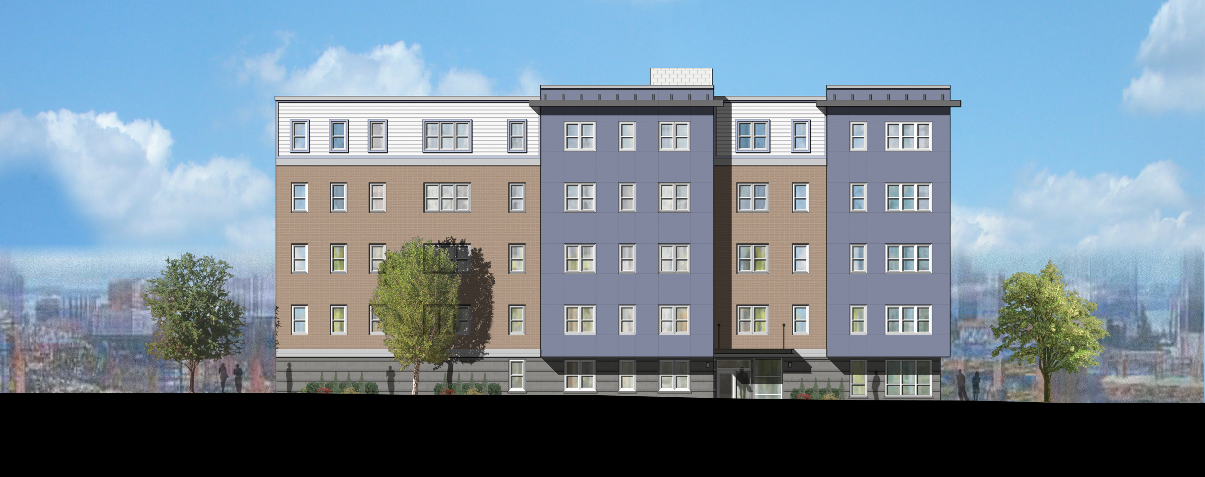 DCHFA Invests in Ward 5 with the Funding of Langdon Apartments