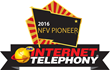 Dialogic Awarded a 2016 INTERNET TELEPHONY NFV Pioneer Award