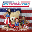 USA Freedom Kids Salute American Mommies for Mother's Day