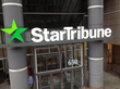 Nordquist Sign Fabricated and Installed Star Tribune's Custom Signage