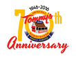 Original Tommy's 70th Anniversary Logo