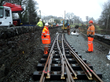 Ecotrax Narrow Gauge S&C Installation