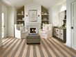Armstrong Flooring Performance Plus Hardwood - Maple - Misty Forest and  White Oak - Coastline