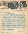 1984 Letter From James E. Pepper