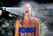 RinseKit, The First Pressurized and Portable Shower with the Ability to Heat Water to 100 Degrees, is Now Live on Kickstarter to Raise $30,000