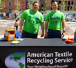 ATRS Recycling Sets New Record for Advancing Earth Day Network's 3 Billion Acts of Green