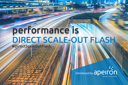 NVMe SSD, Apeiron, Direct Scale-out Flash