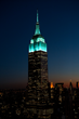 Empire State Building Goes Teal on First Night of Food Allergy Awareness Week