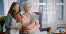 grandPad Mothers Day Promo