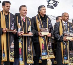 Dr. Sammy Rodriquez, Dr. Ronnie Floyd, Rev. Jentezen Franklin, Rev. John Jenkins
