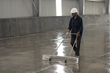 Sooner the better: PENESEAL FH sealer was applied immediately after the concrete finishing and as soon as the surface was firm enough to walk on – before hairline or temperature cracking could begin.