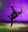 Dr. Kizomba in GFranco Shoes