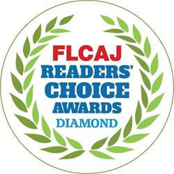 Diamond FLCAJ Readers' Choice Award