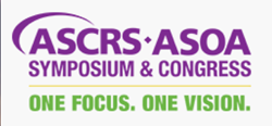 2016 ASCRS/ASOA Symposium and Congress logo