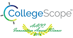 American Association of Community Colleges Innovation Award for college readiness goes to CollegeScope
