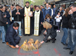 Serbian community grieves loss of their only church in NYC
