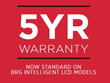 CyberPower Systems BRG Intelligent LCD UPS Systems Get New Upgrade to Five-Year Warranties