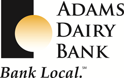 Adams Dairy Bank Logo