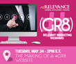 mRELEVANCE Presents the Making of a #GR8 Website