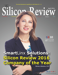 The Silicon Review 2016 Company of the Year