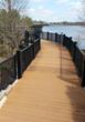 MoistureShield Composite Decking Adds Durability and Beauty to Casselberry, Florida, Parks