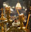 St. Sava Cathedral service w/ Fr. Djokan Majstorovic