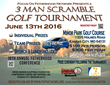 Check out the Golf Tournament!