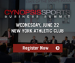 Cynopsis Sports Summit Returns on June 22