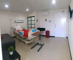 Private Hospital Room - Tijuana Bariatric Center