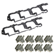 Summit Racing High Output Coil Pack Kit for GM LS Engines
