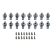 Summit Racing Pro Series Stainless Steel Roller Rocker Arms for Small Block Chevy
