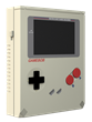 "Meet ""GAMEBOB,"" Home Run Game's NES Compatible Handheld Console"