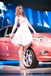 Dominance of Luxury Vehicles at Beijing Auto Show Points to a...