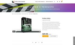 Pro3rd Glitch - FCPX Plugin - Pixel Film Studios