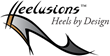 "Introducing the Best Thing Since High Heel Shoes … ""HEELUSIONS™"" Heels by Design"
