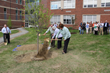 Husson University to Honor Retirees During Third Annual Tree Planting Ceremony