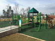 ADA Accessible Playground Equipment from GameTime Helps Michigan YMCA Earn World's First Universal Global Design Certification