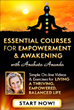 Essential Courses for Empowerment
