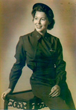 USN Flight Nurse Lieutenant Commander Kay Thompson Baxter 1945