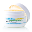 Lemon Drop Teeth Soap - Natural Toothpaste