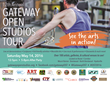 See the Arts in Action at the 12th Annual Gateway Open Studios Tour