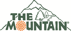 Based in NH, The Mountain brand tees are known for their unique mottle dye and large, bold graphics.