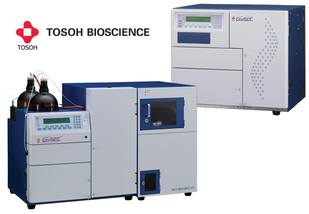 Tosoh Bioscience LLC and The University of Akron Debut The Tosoh Polymer Chromatography ...