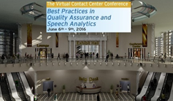 Virtual Conference - Best Practices in Quality Assurance and Analytics
