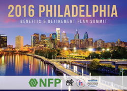2016 Philadelphia Healthcare & Retirement Plan Summit