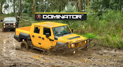 Alkane Dominator - Propane or Gasoline Powered