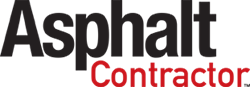 Asphalt Contractor logo