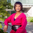 Monika Hudson, assistant professor in USF's School of Management and director of the Gellert Family Business Center.